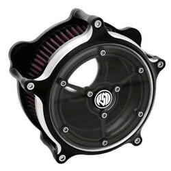Roland Sands Clarity Air Cleaner Contrast Cut Harley Touring Softail 2008-2017