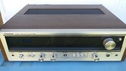 Pioneer Sx-535 Stereo Receiver Parts Parting Out , G233