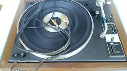 Sansui Fr-3060 Automatic Turntable Parts Parting Out , G233