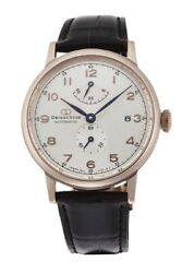 Orient Star Classic Menand039s Wrist Watch [heritage Gothic] Rk-aw0003s