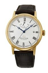 Orient Star Elegant Classic Menand039s Wrist Watch Rk-au0001s [free Shipping]