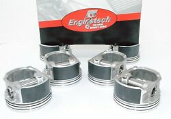 96 97 98 99 00 01 02 03 Ford Windstar 3.8l V6 12v - 6 Dish Top Pistons And Rings