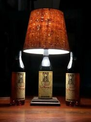Old Rip Pappy Van Winkle 10 Year Old Bourbon Whiskey Lamp Pvw Orvw Empty