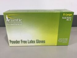Quality Xlarge Latex Gloves Powder Free 100 Ct Fast Ship Order By 3pm Et 4mil