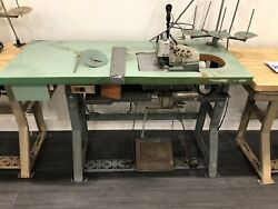 Wandg Wilcox And Gibbs Industrial Sewing Machine - Pick Up Only