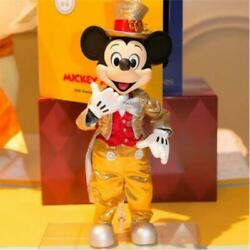Disney Tokyo Disneyland Tdl 30th Limited Action Figure Mickey Mouse Medicom Toy