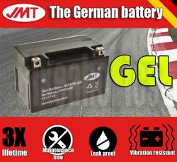 Jmt Gel Battery - Ytx7a-bs For Kymco Like