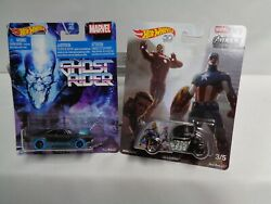 Hot-wheels Ghost Rider Dodge Charger And Avengers 3d-delivery