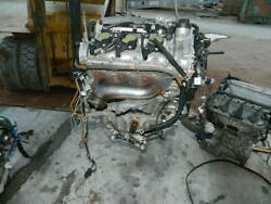 08 09 Mercedes Benz C Class C300 3.0l Awd 4matic Engine Motor Assembly