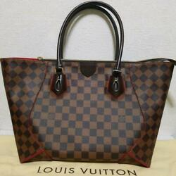 LOUIS VUITTON TOTE BAG DAMIER KAISAN 41548 SIGNATURE DESIGN MM BRAND NEW