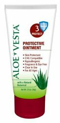 Aloe Vesta Protective Ointment 3 Protect 8 Oz Pack Of 2