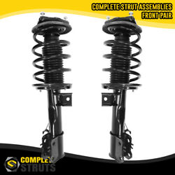 2003-2005 Mercedes C240 Awd Front Pair Complete Struts And Coil Spring Assemblies