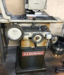 Clausing Precision Surface Grinder - Magnetic - Model 6x12 - 4002 - Excellent A+
