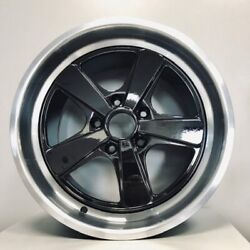 Fuchs Wheel For Porsche 19 X 11 Black Face Et 50 Special On Sale
