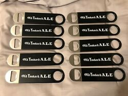 Pabst Blue Ribbon Pbr Bottle Can Opener Paddle Old Tankard Ale Bar Key Lot Of 10