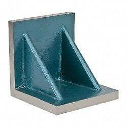 Value Collection 8 Wide X 8 Deep X 8 High Cast Iron Machined Angle Plate S...