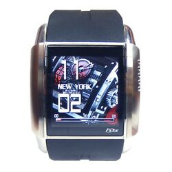 Hd3 Slyde Stainless Steel Clt Electronic Menand039s Watch