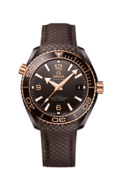 Omega Seamaster Planet Ocean 600m Auto Ceramic Mens Watch 215.62.40.20.13.001