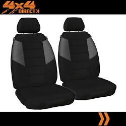 Single Row Custom Silver Mesh Seat Cover For Toyota Hilux 87-89 Dual Cab