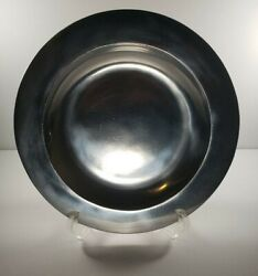 E.w. Drury Collectible Plate - Design And Copyright July 1975 Noble Metals Inc.