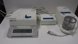 Mettler Mt5 Micro-balance 3 Part Analytical Scale Missing Cover And Platform