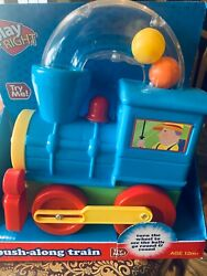 Play Right Push Along Train Ages 12m Mcl