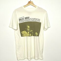 Miles Davis and the Modern Jazz Giants Album cover T-shirt by Chaser Jazz Tee