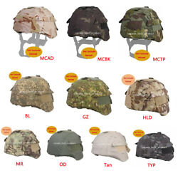 Emerson Military MICH 2000 Ver2 Helmet Cover Tactical Outdoor Airsoft Gear