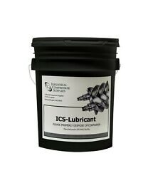 Ics-28h57 Aeon 4000 Replacement Gardner Denver Lubricant 5 Gallons Oem Equal