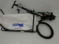 Us Saws Sawtec Cut Vac Sx70000k With Cart And Bag Cart Brand New Unused