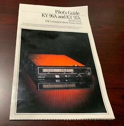 King Ky 96a And Ky 97 Pilots Guide