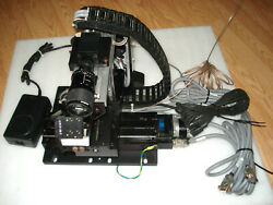 Neat New England Affiliated Technologies Rotary Stage W/ Camera 2 Vexta Motor