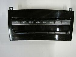 Mercedes-benz W212 Heater Control Panels With Part Number A2129005318