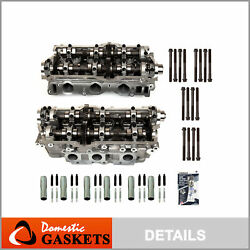 Left And Right Cylinder Head Head Bolts Fit 95-04 Toyota 3.4l 5vzfe Dohc