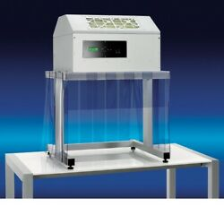 Spetec Cleanrooms Station Cleanboy Mini Clean Room Station And Work Place. Table