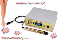 Super Power Permanent Hair Removal Device, Includes Bio Avance Treatment Kit.