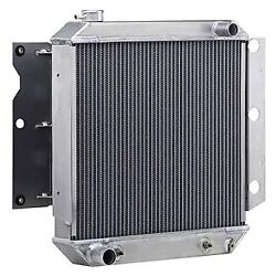 For Jeep Wrangler 1991-2003 Be Cool 62242 Direct-fit Downflow Radiator