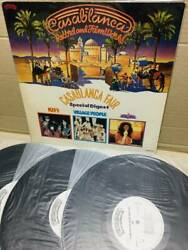 KISS Casablanca Fair Special Digest 1980USED 12 inch USED 3LP record