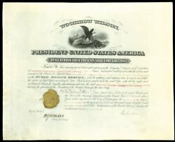 Woodrow Wilson - Civil Appointment Signed 01/03/1916 With Co-signers