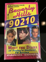 Beverly Hills 90210 Meet The Stars Of Today Hottest Tv Series Paperback 1990s.