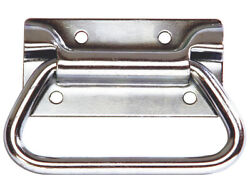 Buyers Products B2344 Zinc Chest Handle - 4 X 2.75