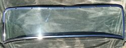 9 Post Windscreen With Pillars For 1958 Austin Healey Bugeye Sprite