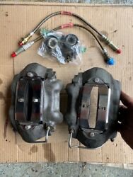 65 66 67 Original Working Ford Oem Front Disk Calipers And Most 60s Ford Cars