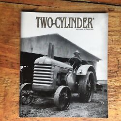 John Deere Magazine Two Cylinder Sep/oct 2005 Issue Engines Vintage Pics