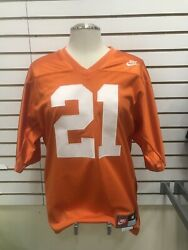 New 1988 Authentic Barry Sanders M Jersey Oklahoma State Detroit Lions Throwback