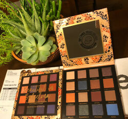 Bh Cosmetics Beautiful In Barcelona 16 Color Eyeshadow Palette Highly Pigmented