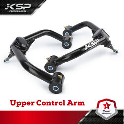 2-4and039and039 Upper Control Arm Lift Kits For 2011-2019 Chevy Silverado 2500hd 3500hd