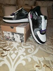 Nike Air Force 1 Lo Ransom Halo Size11