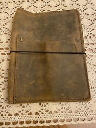 B6 Speckled Fawn Tumbleweed Travelers Notebook