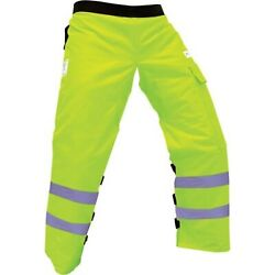 Forester Chainsaw Safety Chaps With Pocket, Apron Style Regular 37, Safety ...